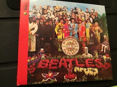The Beatles - Sgt Pepper's Lonely Hearts Club Band - Cd - Stereo + Documentary
