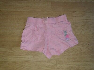 Girls Pink Shorts Age 2-3 Years From Primark