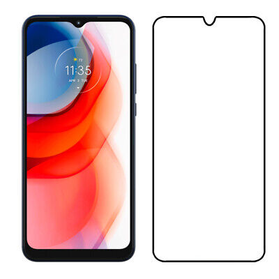 9H HD Full Cover Tempered Glass Protector Guard For Motoroal Moto G Play 2021