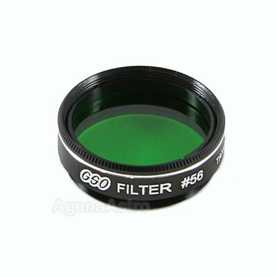 """GSO 1.25"""" Color / Planetary Filter - #56 Green"""