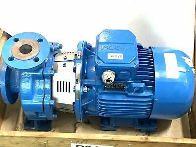 SPX Flow Rotor CB 40-7.1oz1MG12 Centrifugal Pump Water Pump 7,5KW