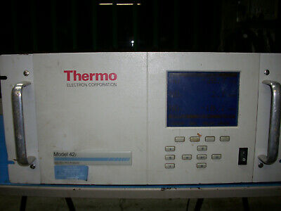 Thermo Electron Corporation model 42i  NO-NO2-NOX  Analyzer.