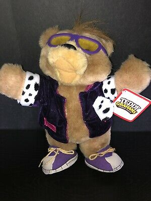 Nabisco Brands TEDDY GRAHAMS Snack BEAR Plush Advertisement Collectable Applause