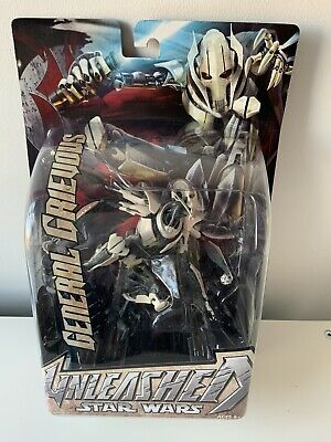 Star Wars Unleashed General Grevious Unopened 2005 Hasbro