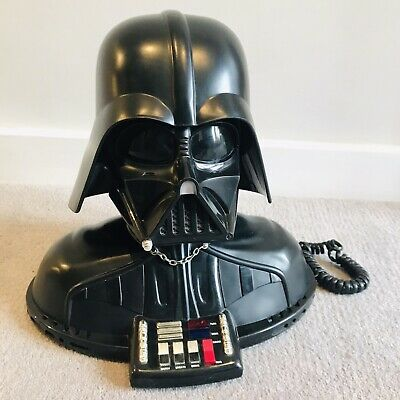 Darth Vader Animated Vintage Telephone - Telemania **Please See Description**
