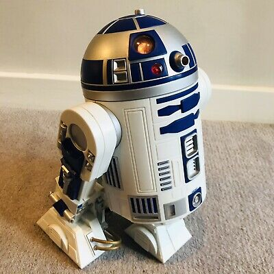 StarWars r2d2 (R2-D2) vintage animated telephone **Please see Description**