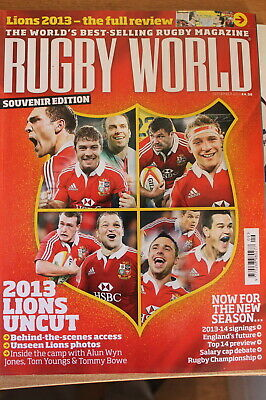 rugby world wales september 2013