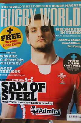 rugby world wales june 2013