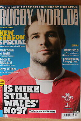 rugby world wales october 2014