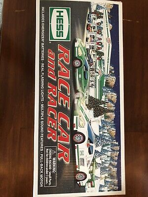 Hess Truck 2009 - Race Car And Racer - New!