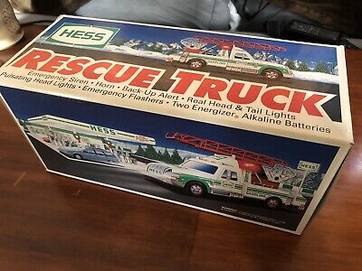 Hess Truck 1994 - Rescue Truck - New!
