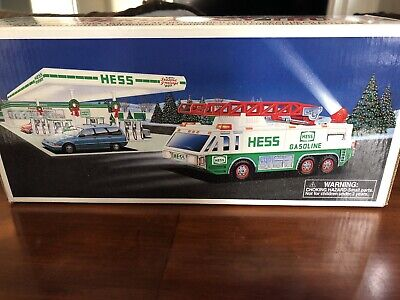 Hess Truck 1996 - Emergency Truck - New! (Box Has Minor Damage [Pictured])