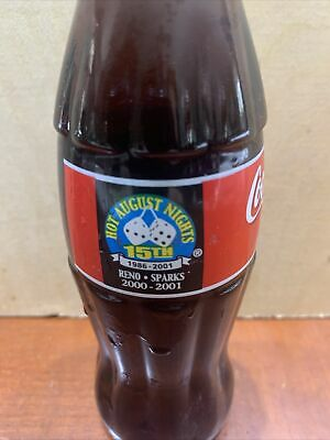 Coca-Cola 8oz Hot August Nights 15th COMBINE AND SAVE