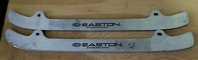 Details about  /Easton Parabolic Stainless Steel Runners Skate Blade Pair Size Senior 7