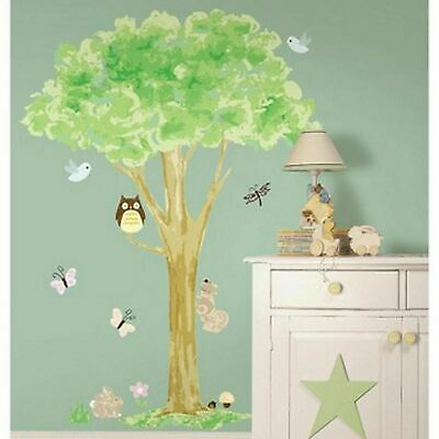 WallPops My Cherie Tree Giant Wall Art Kit 152 Pieces