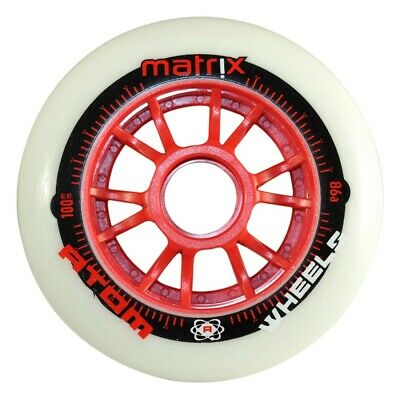 DP52 Sheriff Outdoor Inline Speed Skate Wheels by Chad Hedrick 110mm XFirm 84A