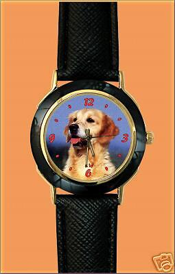 "Montre  GOLDEN RETRIEVER - Watch ""GOLDEN RETRIEVER DOG"""