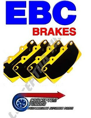 EBC Yellowstuff Front Brake Pads, Road & Track-For R33 GTS-T Skyline RB25DET