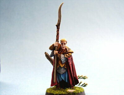 Lord of the Rings painted miniature Gil-Galad