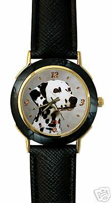 Montre  Chien DALMATIEN - Watch  with DALMATIAN DOG