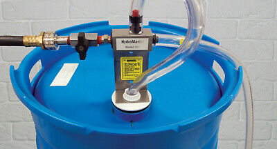 Hydro Systems Model 216 HydroMaster venturi mixer for coolants & cleaners NEW!
