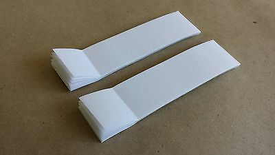 """Ipc 1404  1"""" X 4"""" Two Sided Tape Pads / 2 Pack"""