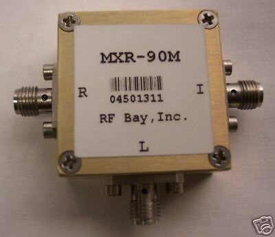 4500-9000MHz Level 13 Frequency Mixer,MXR-90M, New, SMA