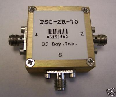 DC-7000MHz Resistive Power Splitter PSC-2R-70,New, SMA