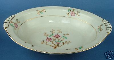 Narumi China Early Spring 299 Oval Vegetable Bowl Japan