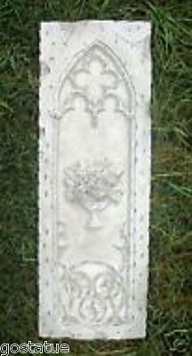 Rose relief mold home wall decor casting abs plastic mould