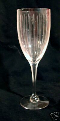 Orrefors Swedish Crystal Laura Play Of Lines White Wine