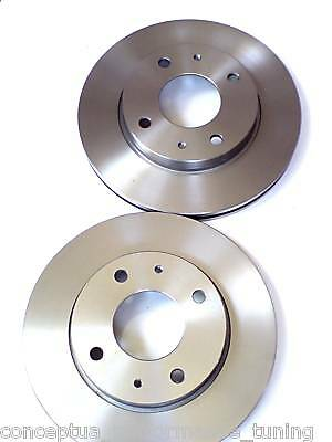 257mm Front Brake Discs x 2- For 200SX S13 CA18DET