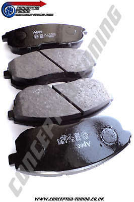OE Quality Front Brake Pads- Free UK Post- 200SX S13 CA18DET 91- Facelift
