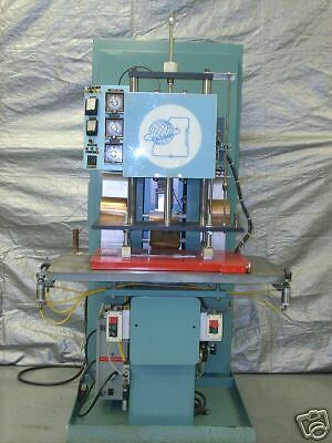 RF Welder Cosmos 10-15KW with Rotarty Indexer
