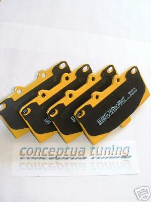Uprated EBC Front Yellowstuff Brake Pads FreePost- For R32 GTS-T Skyline RB20DET