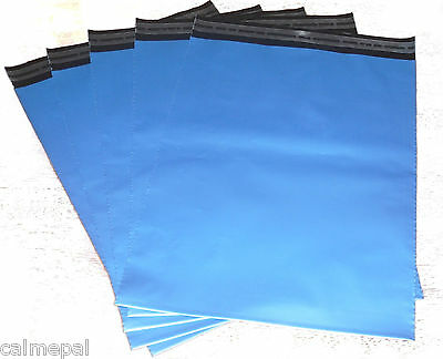 POSTAL/MAILING BAGS 25 X SIZE 10 X14 INCH *FREE p&p*