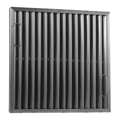 Exhaust Hood Filter Flame Guard 20x20 CHG 202020 stainless 31600