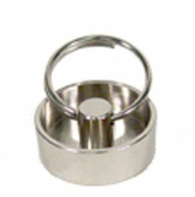 """STOPPER Brass Plated (two total) 1"""" Sink Drain CHG E60-4082 11348"""