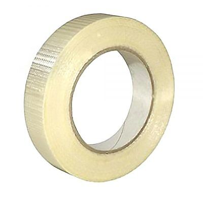 3 x ROLLS 12mm x 50m Crossweave Reinforced Tape