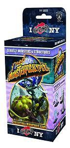 Monsterpocalypse I Chomp NY Monster Sealed Booster Case