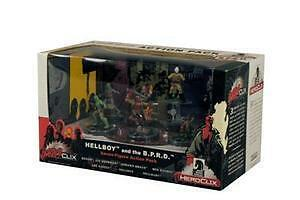 HeroClix: Hellboy and BPRD Action Pack Sealed New