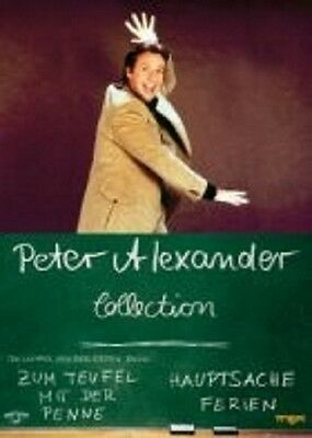 Peter Alexander Collection 2 Dvd Komödie Neu