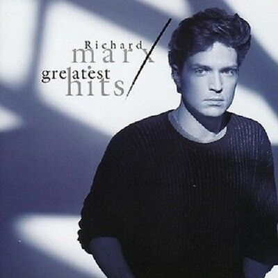 "Richard Marx ""greatest Hits"" Cd Neuware"