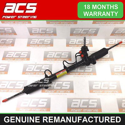 VAUXHALL ASTRA G MK4 POWER STEERING RACK 1998 TO 2004 - RECONDITIONED (Smooth)