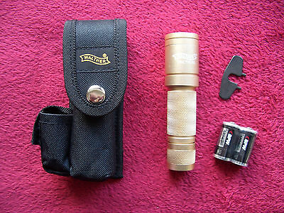 Walther Tactical Xenon Lampe Taschenlampe inkl. Holster