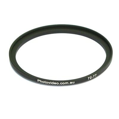 Step Up Ring 72-77mm 72mm 77mm - NEW