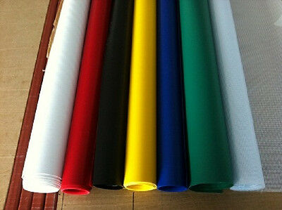 Heavy Duty Reinforced 550GSM PVC Off The Roll Material