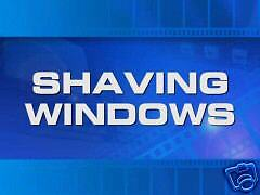 Window Tinting DVD on SHAVING the edge of Window Tint