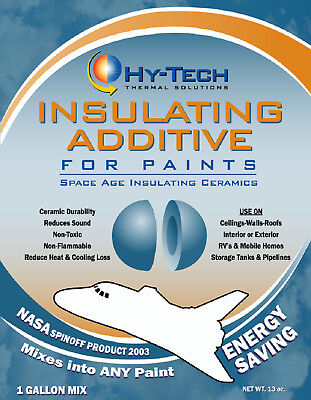 Insulating  Additive for PAINT   1 Gal size