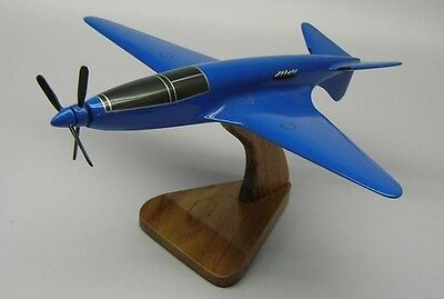Model-100 Bugatti Racer Italy Airplane Desktop Wood Model Big New
